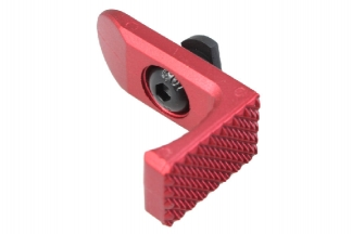 APS Hand-Stop & Barricade Support for M-Lok (Red)
