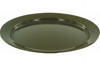 Highlander Plastic Plate (Olive)