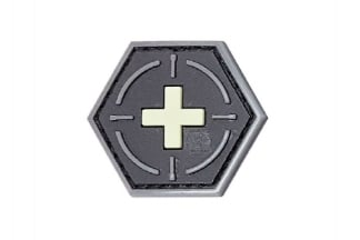 JTG Tactical Medic PVC Patch (Glow)