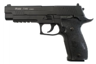 KWC/Cybergun GBB CO2 Sig Sauer P226 X-FIVE (Black)