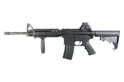 King Arms AEG M4 RIS Ultra Grade (Black)