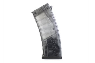 G&G AEG Mag for AK RK74 430rds (Dark Tinted)