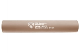 APS Suppressor 14mm CW/CCW 190mm (Dark Earth)