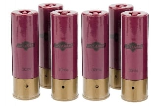 JAG Arms Shotgun Shells (6x 30rds) (Red)