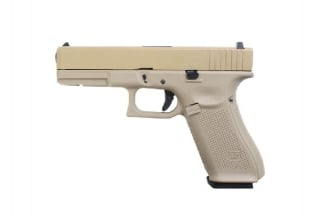 WE GBB G17 - Gen5 (Tan)