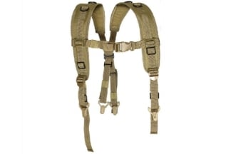 Viper Locking Harness (Coyote Tan)