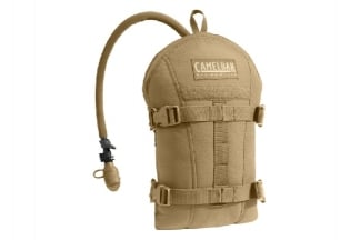 CamelBak MOLLE ArmorBak with 3L Hydration Bladder (Coyote Tan)