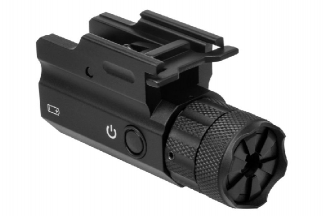 NCS Ultra Compact Quick Release Blue Laser