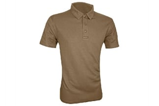 Viper Tactical Polo Shirt (Coyote Brown) - Size Extra Extra Extra Large