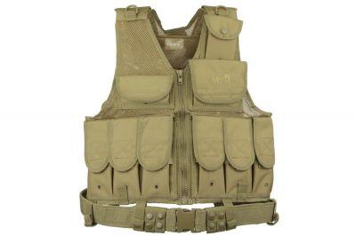 Viper Special Forces Vest (Coyote Tan)
