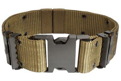 G&G Quick Release Pistol Belt (Olive)