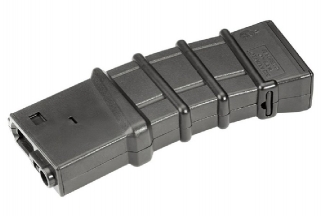 G&G AEG Thermold Mag for M4 450rds (Black)