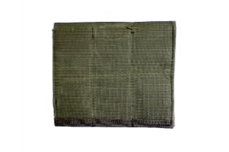 101 Inc MOLLE Elastic Triple Pistol Mag Pouch (Olive)