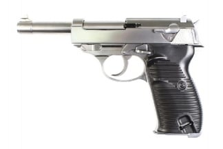 WE GBB P38 (Silver)