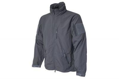 Viper Elite Jacket Titanium (Grey) - Size Small