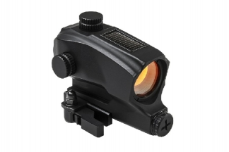 NCS SPD Solar Red Dot Sight with QD Mount