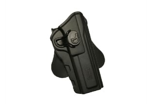 Amomax Rigid Polymer Holster for Browning (Black)
