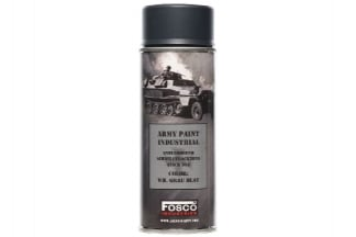 Fosco Army Spray Paint 400ml (Midnight Grey)