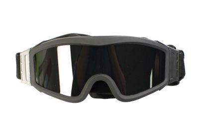 Zero One Operator Goggles (Black)
