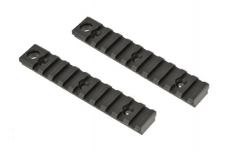 G&P 20mm RIS Set for KeyMod (Medium)