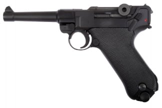 WE GBB Luger P08 4 Inch