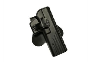 Amomax Rigid Polymer Holster for GK34 (Black)