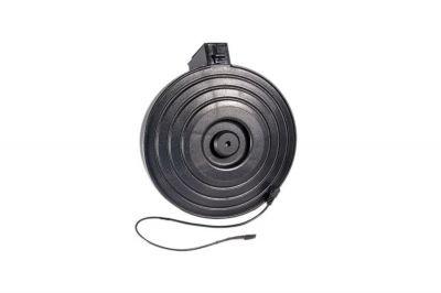 Evolution AEG Drum Mag for AK 3500rds (Black)