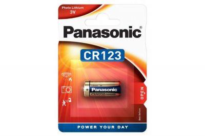 Panasonic Battery CR123 3v