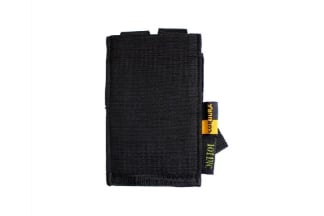 101 Inc MOLLE Elastic Single M4 Mag Pouch (Black)