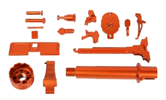 G&G Super Ranger Kit for ARP 9 / ARP 556 (Amber/Orange)