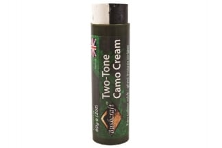 BCB Wesco 60g Two-Tone Camo Cream Stick (Black/White)