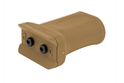 G&G KeyMod Forward Grip for SR Series (Tan)
