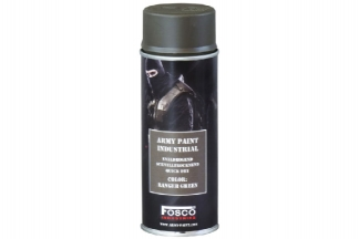 Fosco Army Spray Paint 400ml (Ranger Green)