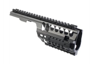 Zero One Polymer Rail Handguard for PM5K (Black)