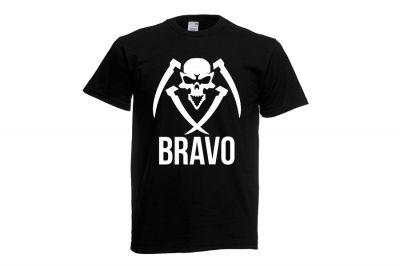 Daft Donkey Special Edition NAF 2018 'Bravo' T-Shirt (Black)