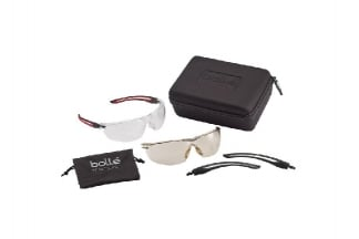 Bollé Gunfire Military Safety Glasses