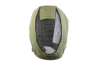Invader Gear Striker Mesh Full Face Mask (Olive)
