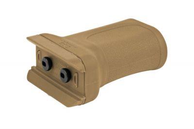 G&G KeyMod Forward Grip for Warthog Series (Tan)
