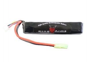King Arms 11.1v 1100mAh 15C LiPo Battery