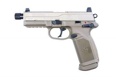 VFC/Cybergun GBB FN FNX-45 Tactical (FDE)