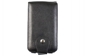 *Clearance* iPhone 3G/3GS/iPod Leather Case, Top Folding