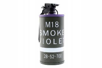 TMC Replica M18 Smoke Grenade (Purple)