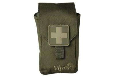 Viper First Aid Kit (Olive)