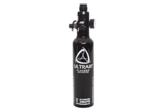 ASG Ultrair 0.2L/13ci 3000psi Aluminium HPA Tank with Regulator