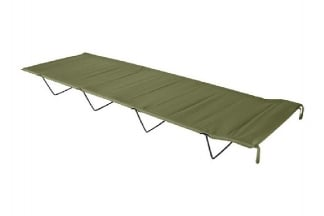 Highlander Camp Bed (Olive)