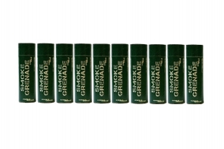 Enola Gaye Friction Smoke (Green) Box of 10 (Bundle)