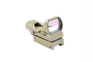 Zero One Sportline Reflex Red Dot (Tan)