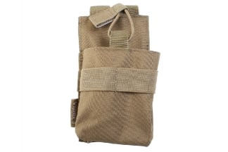 Viper MOLLE GPS/Radio/Phone Pouch (Coyote Tan)