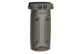 ASG HERA Arms Vertical Foregrip for 20mm Rail (HFG) (Olive)
