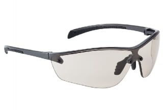 Bollé Protection Glasses Silium PLUS with Silver Frame, CSP Lens and Platinum Coating